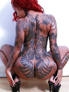 Big Ass Tattoo Pics