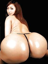 Asian ass nudes big